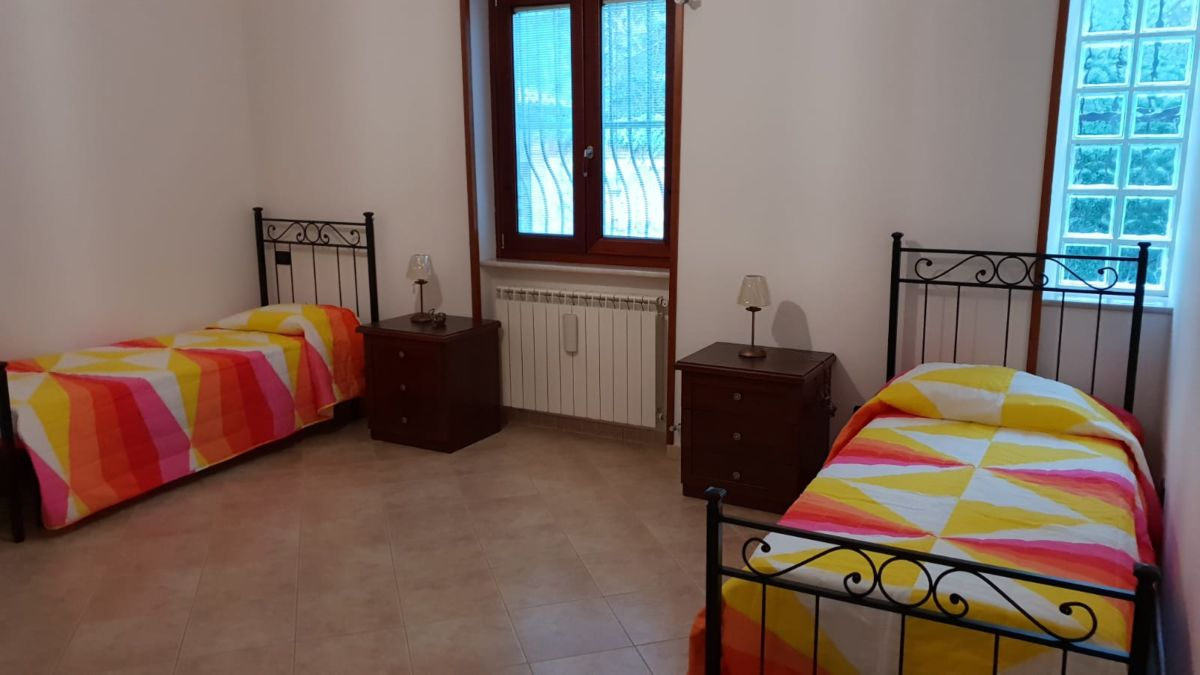 camera da letto doppia della struttura
